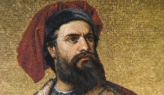 Марко Поло, известный итальянский купец и путешественник