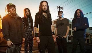 Korn — американская мультиплатиновая ню-метал-группа