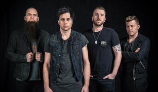 Команда Three Days Grace, альтернативный метал и постгранж из Канады