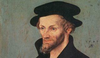 Филипп Меланхтон, немецкий гуманист, евангелический реформатор и первый теолог-систематик лютеранства