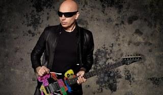 Джозеф «Джо» Сатриани — американский гитарист-виртуоз