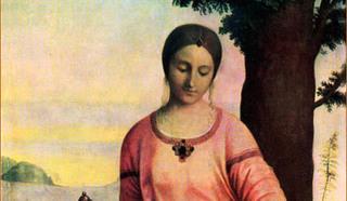 Фрагмент картины «Юдифь» венецианского  художника Джорджоне