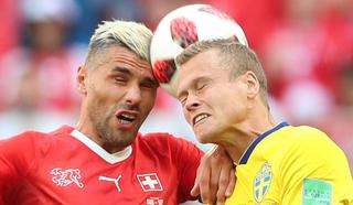 Швеция – Швейцария – 1:0. Скандинавы открыли счет