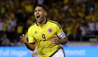 Капитан сборной Колумбии Фалькао: горжусь своей командой