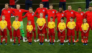 Футбольная сборная Англии не стала менять победный состав