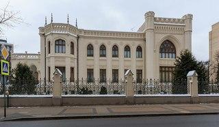 Дворец Морозовой по проекту Ф.О.Шехтеля © A.Savin, Wikimedia Commons