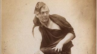 Федор Шаляпин в роли Мефистофеля, 1910-е. /Фото https://ru.wikipedia.org/