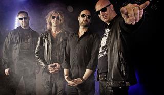 Iron Savior, немецкая группа, играющая в стиле пауэр-метал /Фото http://rock4all.ru/