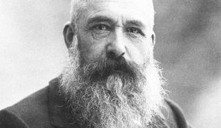 Клод Моне. Фото Надар, 1899 /ru.wikipedia.org/