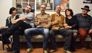 Группа BANDA.  Фото Samo Smetana