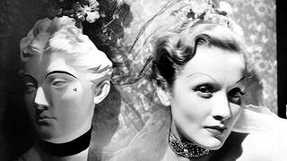 Марлен Дитрих.  Автор - Сесил Битон. 1932