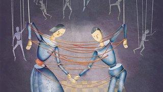 "Джордж Оруэлл ""1984"": Иллюстрации Tanya Belenchuk  /fotostrana.ru/"