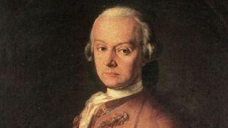 Иоганн Георг Леопольд Моцарт, австрийский скрипач, композитор. Отец и учитель В. А. Моцарта / ru.m.wikipedia.org/