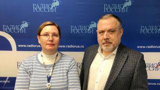Елена Щедрунова и Игорь Шатров