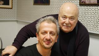 Константин Богомолов и Александр  Калягин