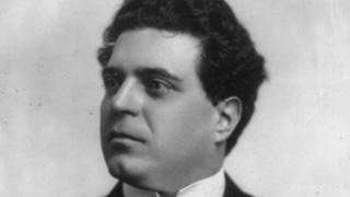 Пьетро Масканьи в 1903 году /ru.wikipedia.org