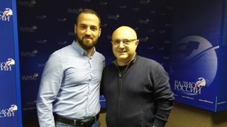 На фото – Али Аскеров и Николай Мамулашвили