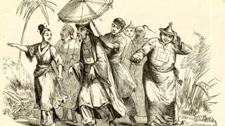 илллюстарция к сказке / автор - Vilhelm Pedersen (1820-1859) / Public domain