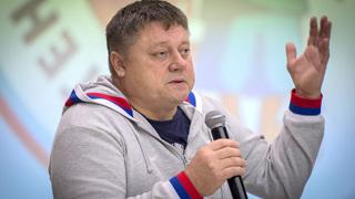 Юрий Захаревич, олимпийский чемпион, трёхкратный чемпион мира | фото 2004gr.wrestrus.ru