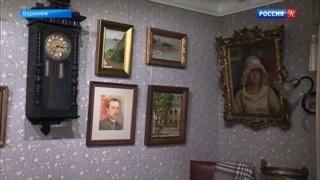 В Воронеже открылся дом-музей Ивана Бунина