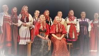 Московский народный хор