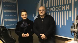 Елена Серова и Николай Мамулашвили. Фото Екатерины Черкасовой