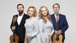 Русский гитарный квартет