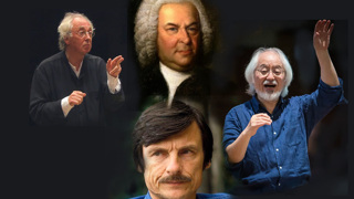 Иоганн Себастьян Бах, Филипп Херревег,  Масааки Сузуки, Андрей Тарковский