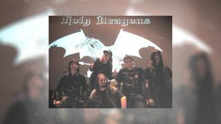 Holy Dragons, 2008 год / Mario Of Steel / Собственная работа / Общественное достояние