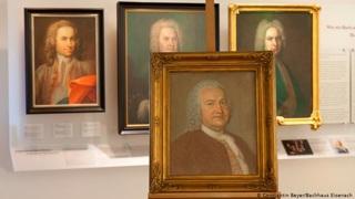 Неизвестный портрет Иоганна Себастьяна Баха /dw.com/