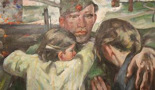 Картина О.Л. Ломакина