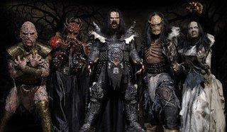 хард-рок-группа Lordi /en.wikipedia.org