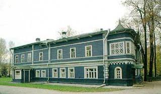 Дом-музей П.И.Чайковского в Клину
