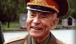 Рассказывает Герой Советского Союза, генерал-полковник Юрий Федорович Зарудин