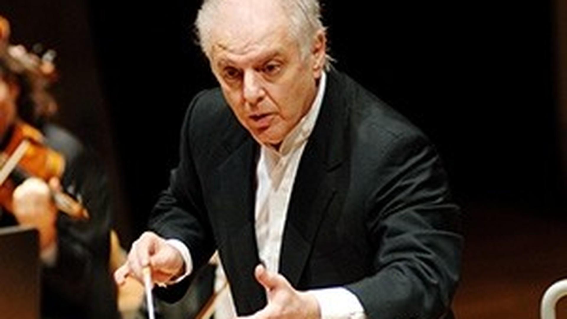 Л. Бетховен. Концерт №5 для фортепиано с оркестром. Даниэль Баренбойм и Берлинская государственная капелла