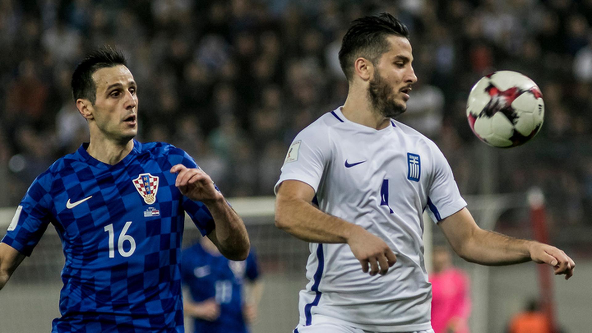 Скандал в сборной Хорватии: футболиста Калинича отправляют домой