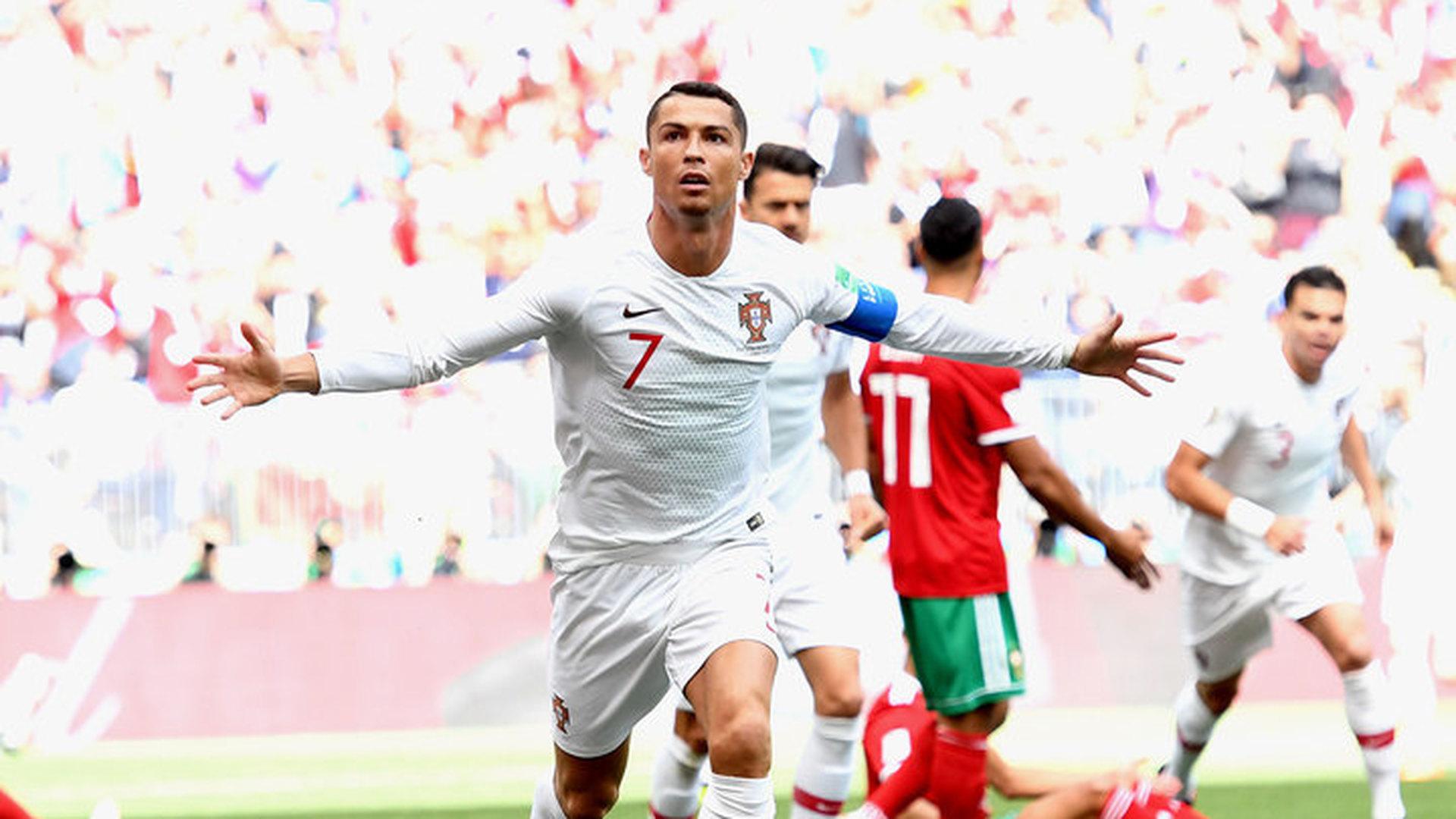 Сборная Португалии одержала тяжелейшую победу над командой Марокко