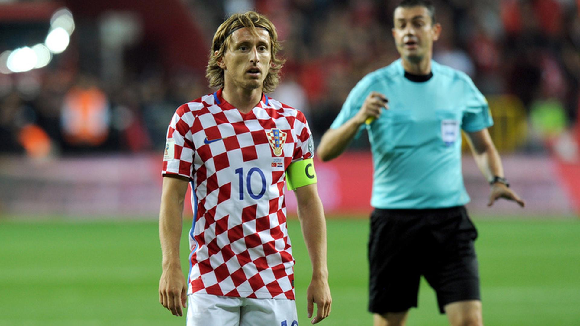 Лука Модрич: мы победили Аргентину за счет идеальной игры