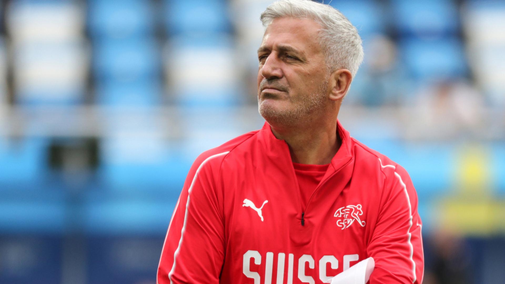 Тренер сборной Швейцарии Петкович: нас не устраивала ничья с сербами