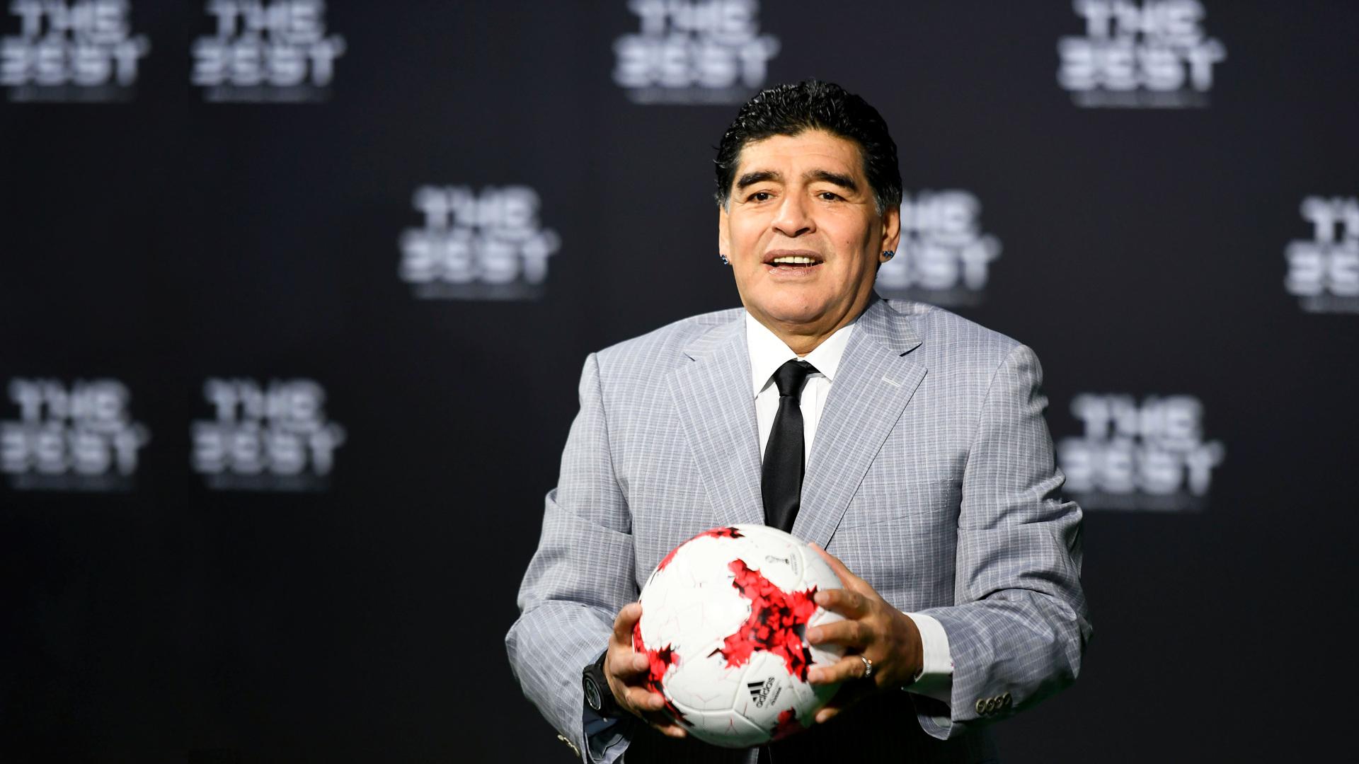 Диего Марадона требует разговора с футболистами сборной Аргентины