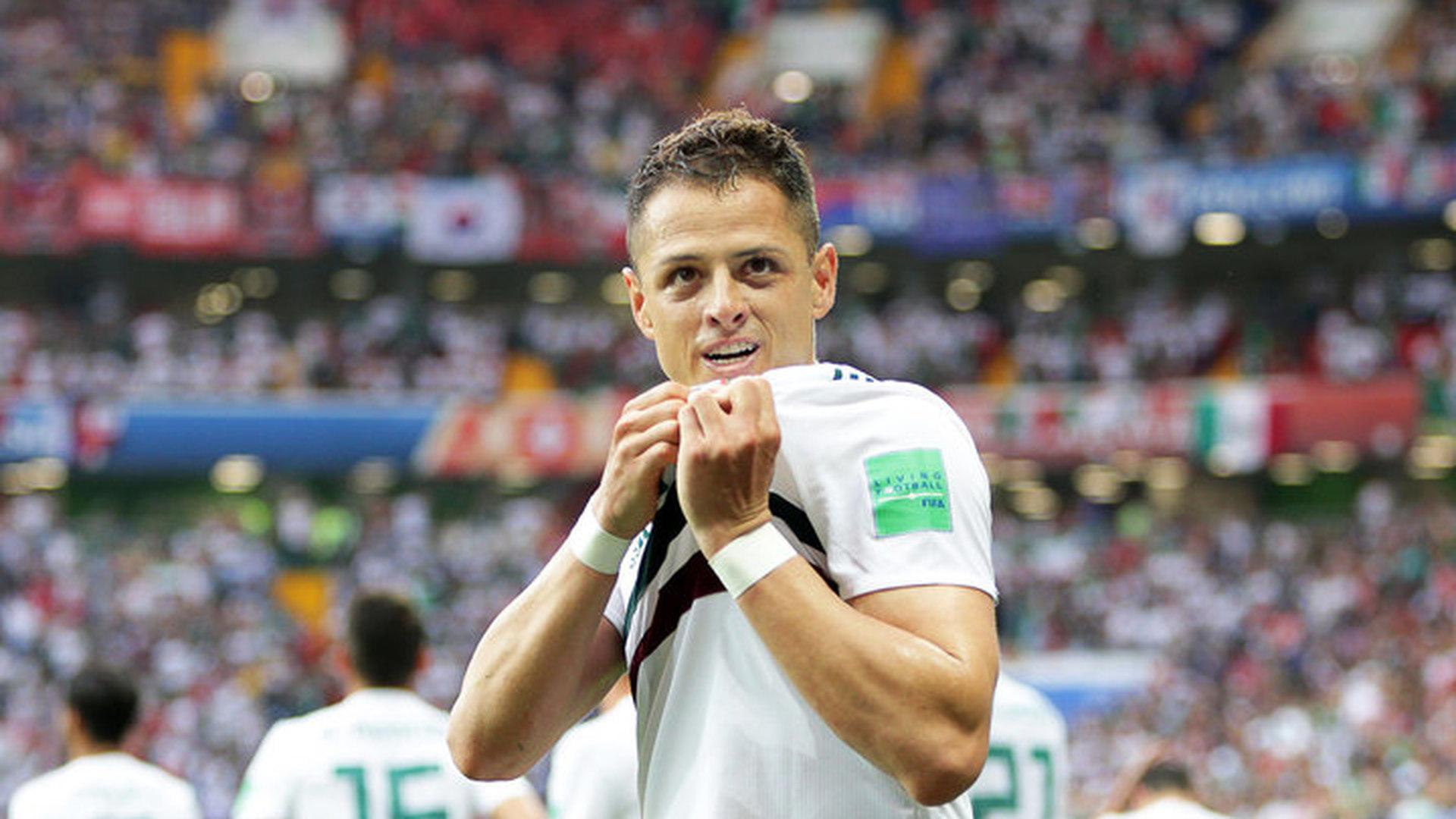 Гол Чичарито принес победу Мексике в матче против Южной Кореи