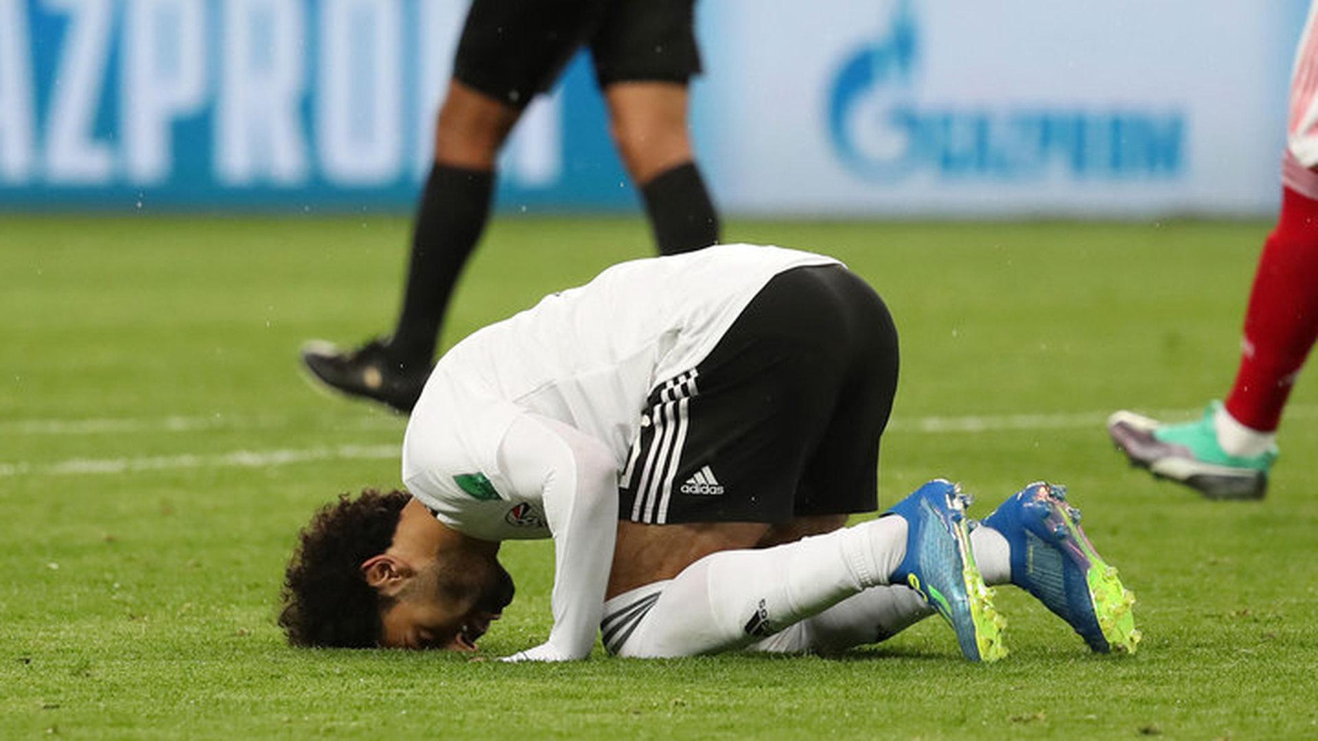 Салах попросил прощения у болельщиков за игру команды