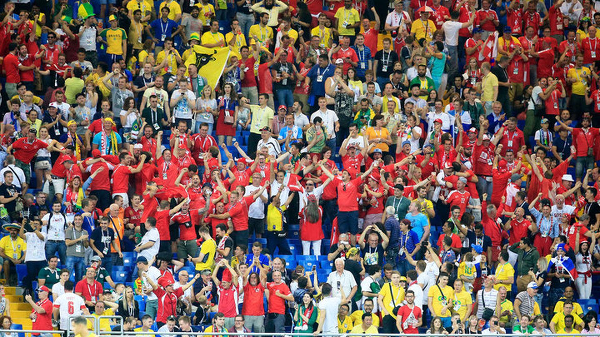 Матчи чемпионата мира в России посетили более 2 млн человек