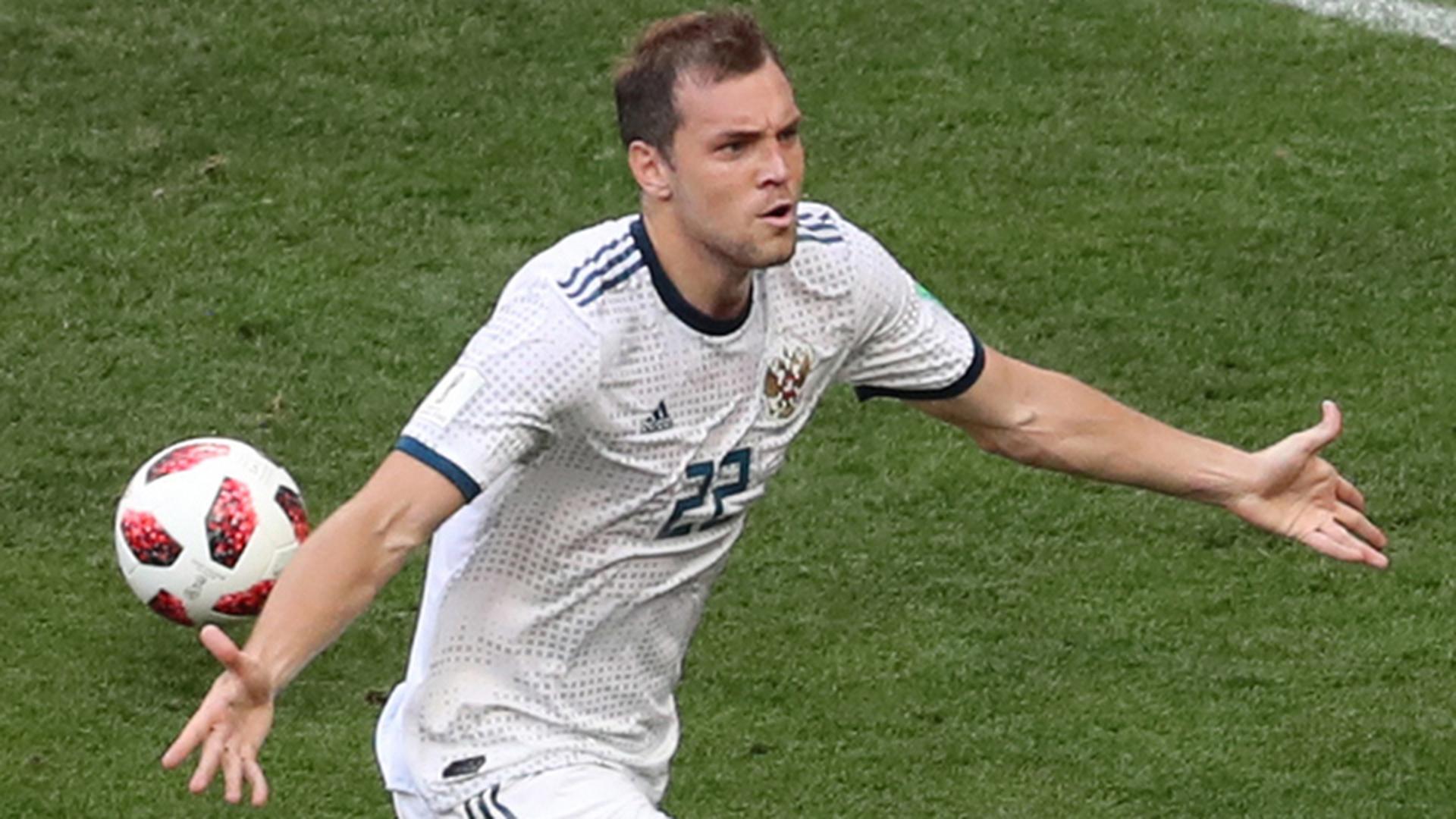 Дзюба заинтересовал футбольные клубы из Британии иКитая