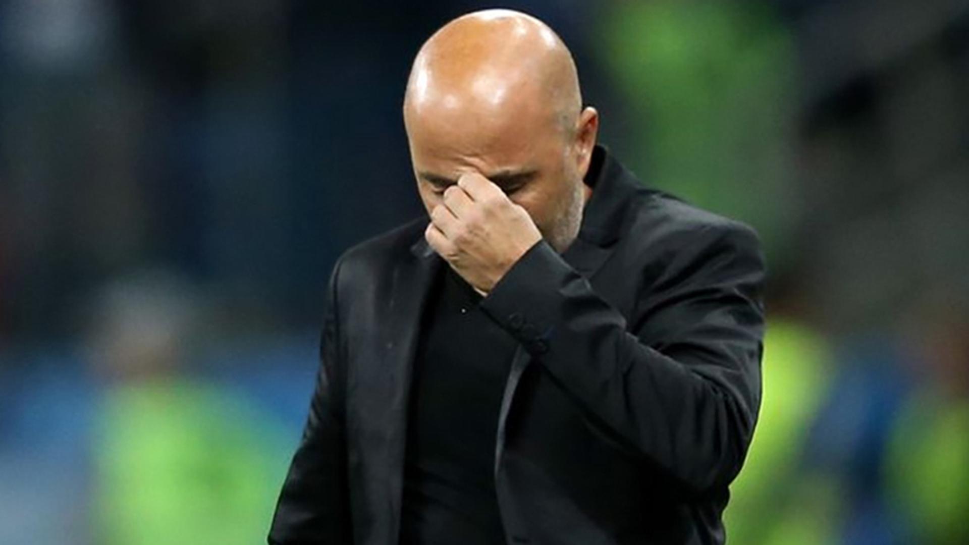 Официально: тренер Сампаоли уволен из сборной Аргентины после неудачи на ЧМ