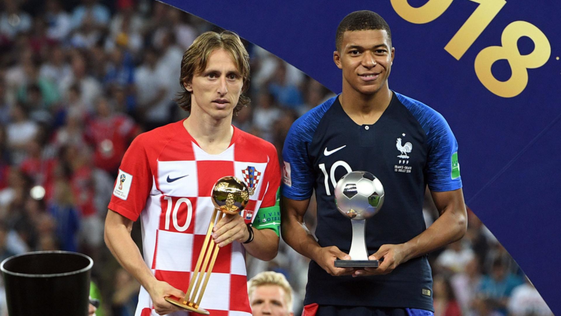 ФИФА назвала символическую сборную чемпионата мира по версии болельщиков