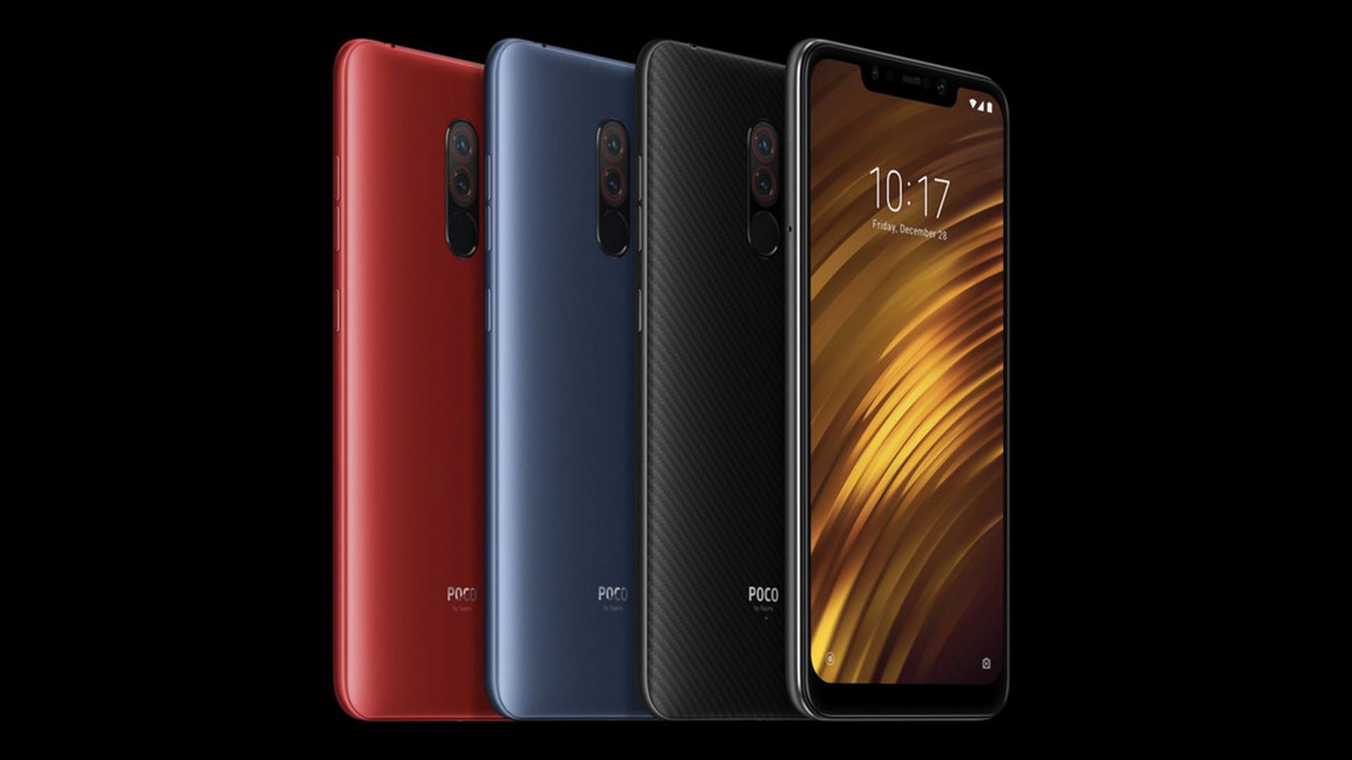 b312e1073c775 Xiaomi Pocophone F1: смартфон с начинкой флагмана за $300
