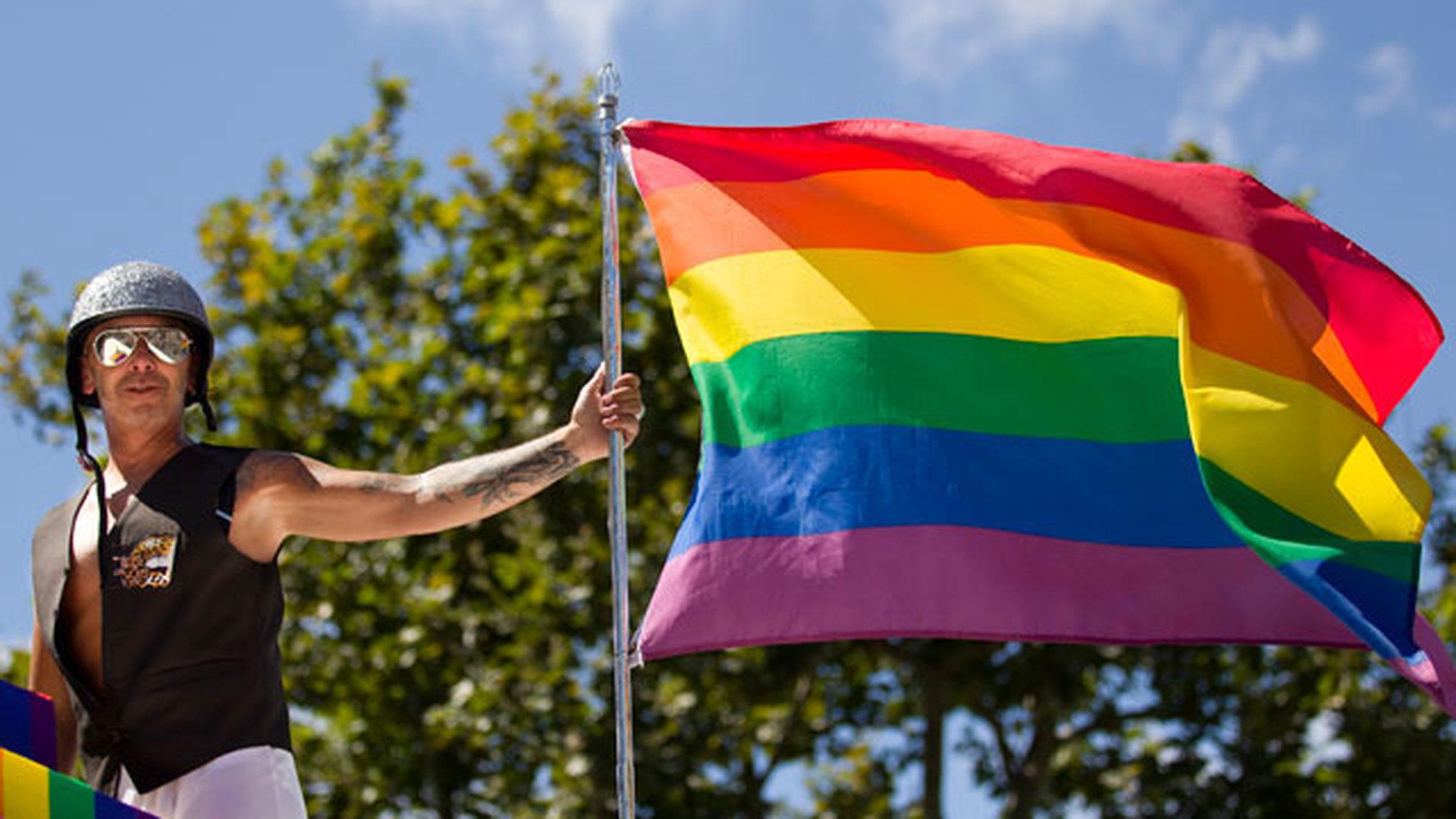 Гомосексуализм в сша