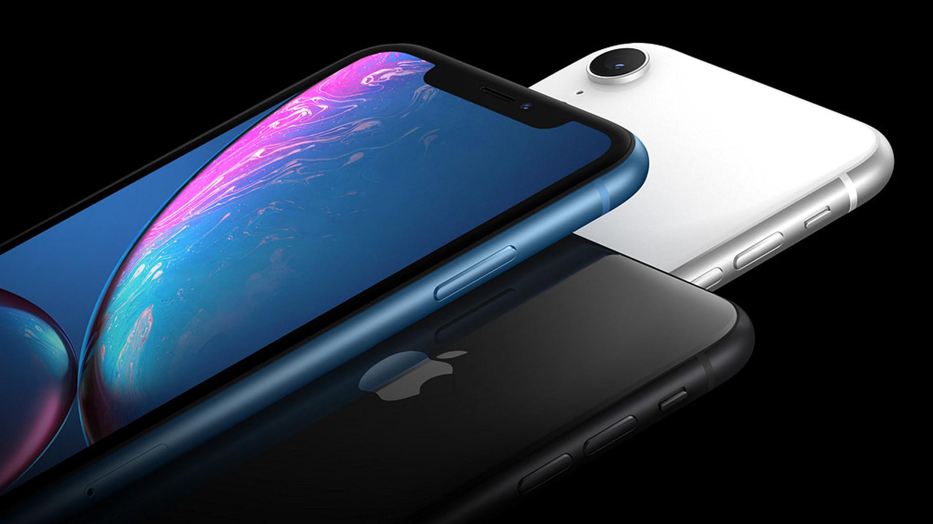iphone xr характеристик