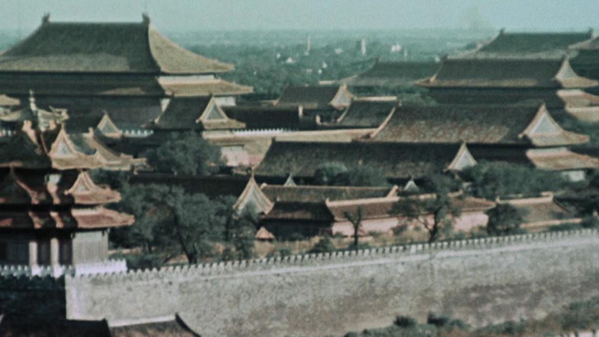 Второе рождение Поднебесной. Китай глазами советских операторов